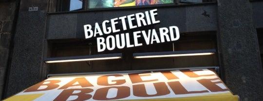 Bageterie Boulevard is one of Bageterie Boulevard.