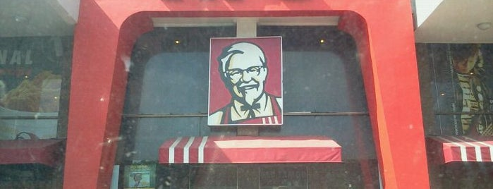 KFC is one of Fried Check-in Badge in Bali.