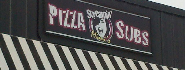 Screamin Mimi's Pizza And Subs is one of Favorite Food.
