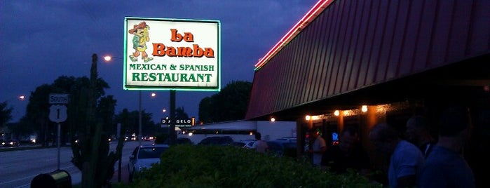 La Bamba Mexican and Spanish Restaurant is one of Must-visit Food in Fort Lauderdale.