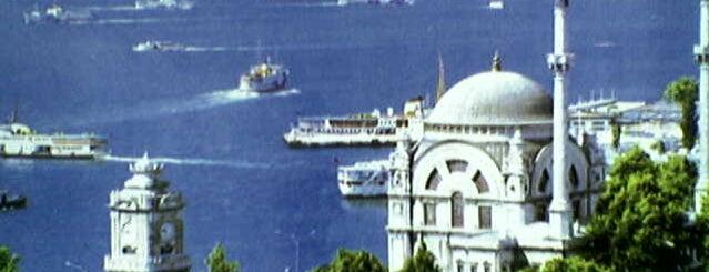 Istanbul is one of Kuyumcu.