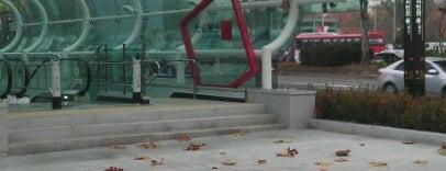 양재시민의숲역 (Yangjae Citizen's Forest Stn.) is one of Subway Stations in Seoul(line1~4 & DX).