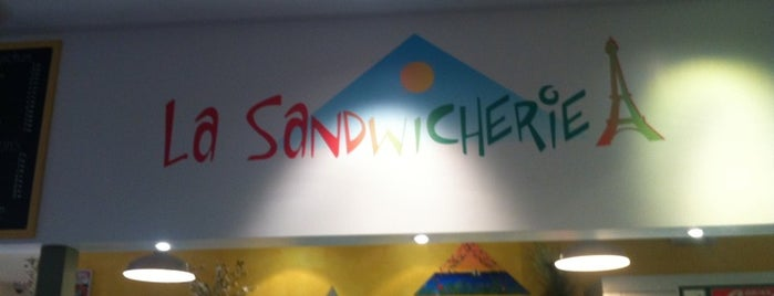 La Sandwicherie is one of Local Meals.