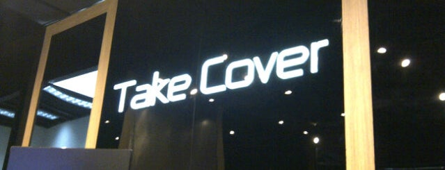 Take Cover is one of Gateway Ekamai.