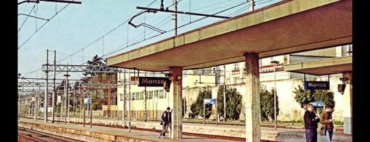 Stazione Monza is one of Linee S e Passante Ferroviario di Milano.