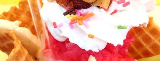 Fruz Scoop is one of ╭☆╯Coffee & Bakery ❀●•♪.。.