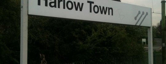 Harlow Town Railway Station (HWN) is one of Railway Stations in UK.
