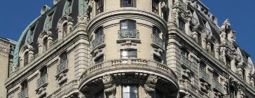 The Ansonia is one of Architecture - Great architectural experiences NYC.