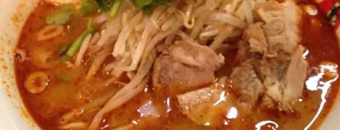 ティーヌン 神保町店 is one of Asian Food.