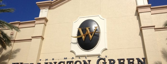 The Mall at Wellington Green is one of Guide to Wellington's best spots.