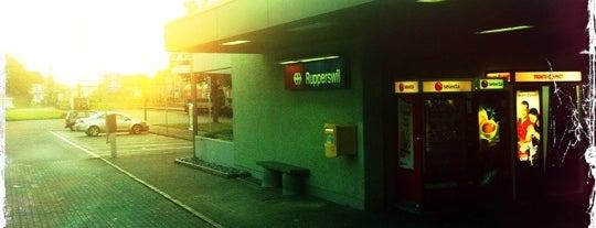 Bahnhof Rupperswil is one of Bahnhöfe Top 200 Schweiz.