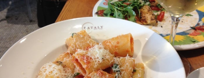 Eataly NYC is one of NYC I see.