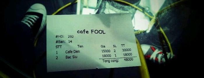 Fool Cafe is one of Must-visit Food in Nha Trang.