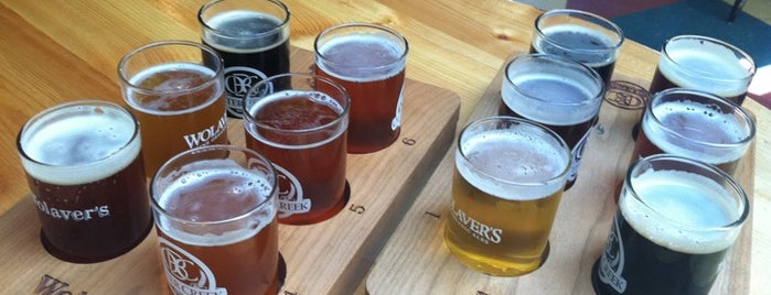 Otter Creek Brewery is one of Best Places to Check out in United States Pt 4.