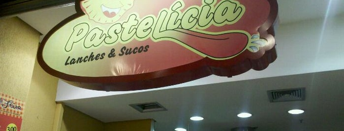 Pastelícia is one of Colinas Shopping.
