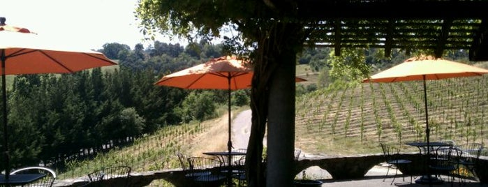 Matrix Winery is one of Wine Road Picnicking- al Fresco Perfetto!.