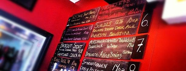 Dutch's is one of Cincinnati Beer Geek.