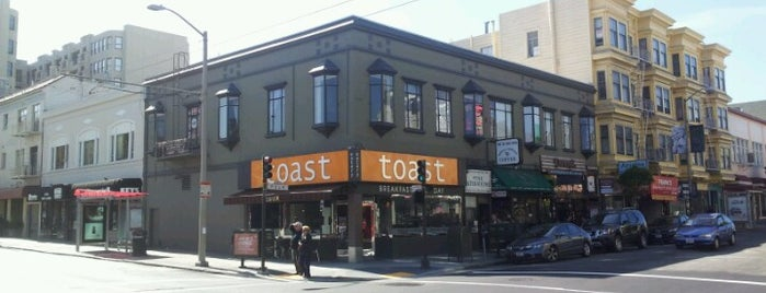 Toast Eatery is one of SF Eats.