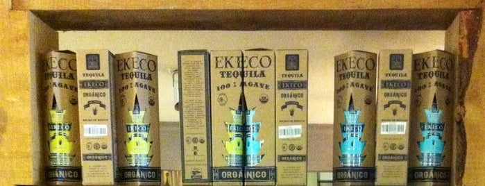 Concepto Orgánico is one of EKECO ORGANIC TEQUILA FAVORITES.