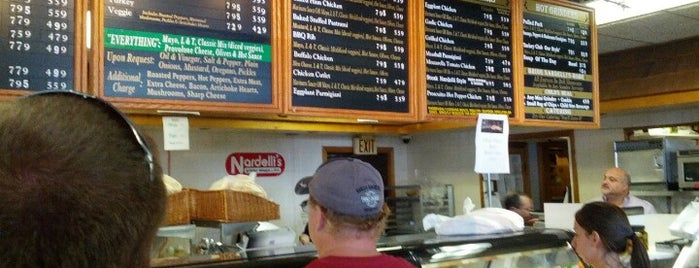 Nardelli's Grinder Shoppe is one of Best Places to Check out in United States Pt 2.