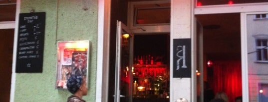 Primitiv Bar is one of My Berlin.