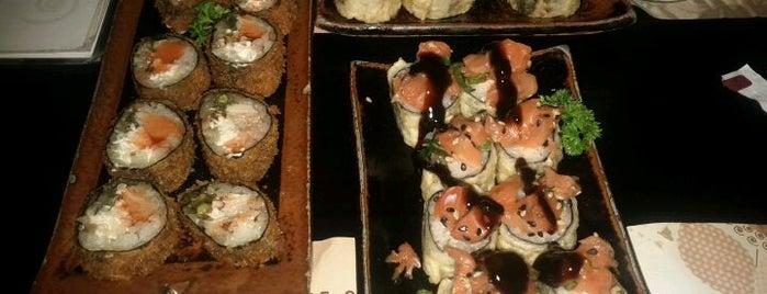 Gendai is one of 11 favorite restaurants.