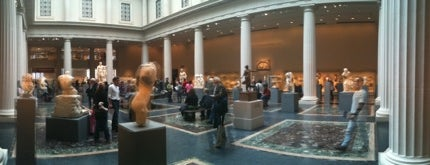 The Metropolitan Museum of Art is one of Nyc.