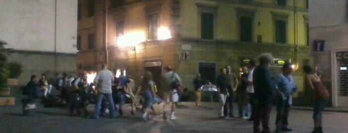 Piazza Sant'Ambrogio is one of Firenze (Florence).