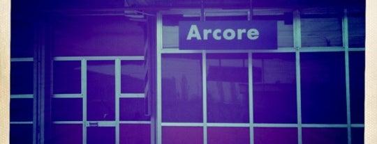 Stazione Arcore is one of Linee S e Passante Ferroviario di Milano.