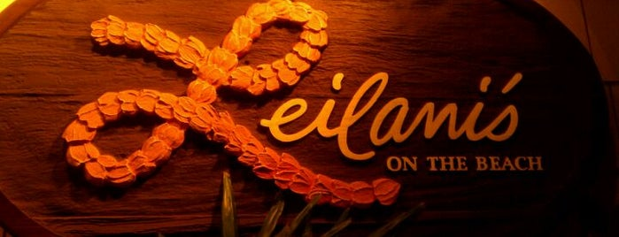 Leilani's is one of ALL TIME FAVORITES.