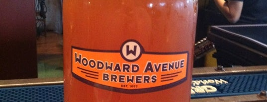 Woodward Avenue Brewers is one of Breweries.