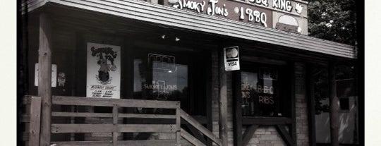 Smoky Jon's No 1 B-B-Q is one of Madison Restaurants.