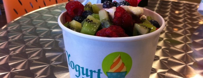 Yogurt Twists is one of Cool off in Huntsville with these sweet treats.