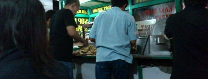 Sop Kaki & Babat Khas Jakarta is one of Food Spots @Bandung.