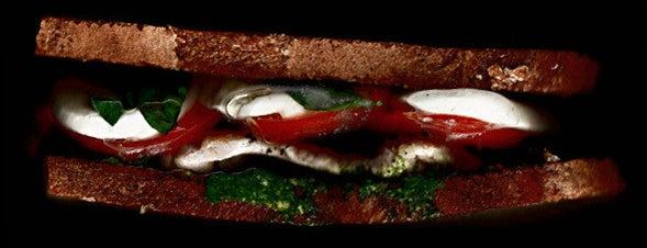 Составные части: сэндвичи в Москве