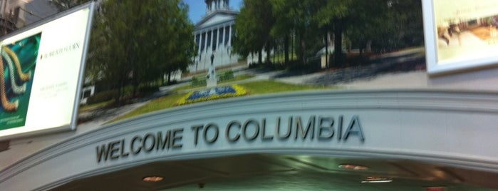 Columbia Metropolitan Airport (CAE) is one of Airports been to.