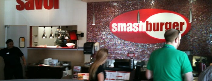 Smashburger is one of Springfield, Springfield!!.
