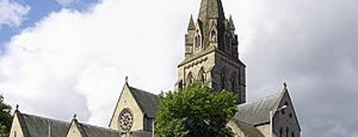 Saint Barnabas Catholic Cathedral is one of Roman Catholic Cathedrals in England & Wales.
