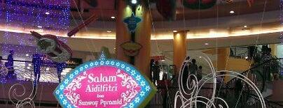 Top 10 favorites places in Petaling Jaya, Malaysia