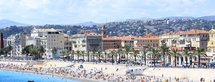 Promenade des Anglais is one of FR2DAY's Guide to the Great Outdoors.