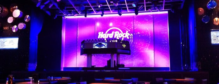 Hard Rock Cafe Tampa is one of HARD ROCK CAFE'S.