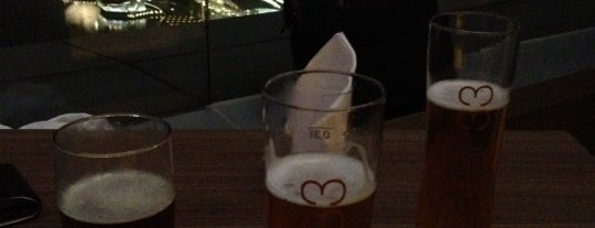 LeVeL 33 Craft-Brewery Restaurant & Lounge is one of Découverte.
