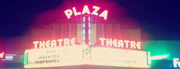 Plaza Theatre is one of Places to try: fun.