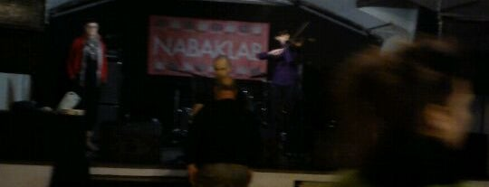 Nabaklab is one of Baltā nakts 2011.