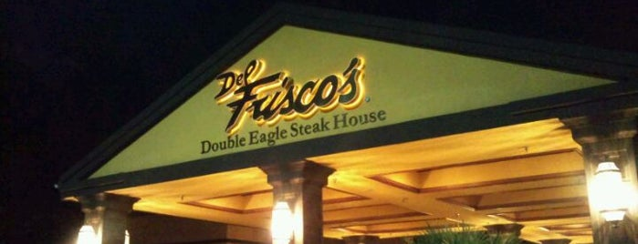 Del Frisco's Double Eagle Steak House is one of Misspickles.
