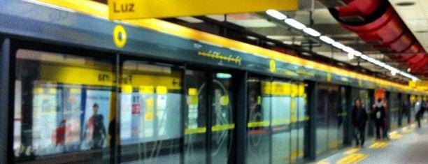 Estação Faria Lima (Metrô) is one of Travel & Living.