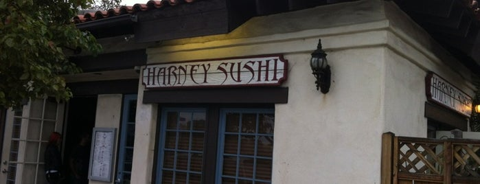Harney Sushi is one of Favorite Eats.