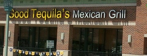 Good Tequila's Mexican Grill is one of What's For Lunch?!.