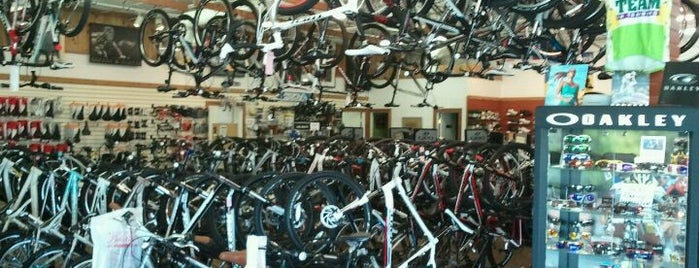 Richardson Bike Mart is one of * Gr8 Service Companies In Dallas (Misc.).