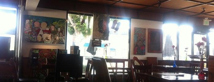 Em's Artist Cafe is one of Lunch Break.